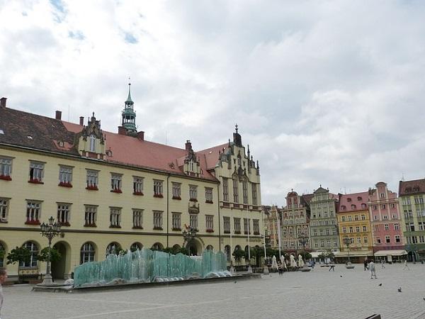 Wrocław. Photo: pixabay.com