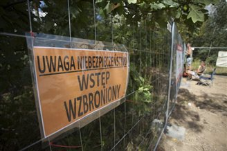 'Nazi gold train' search resumed
