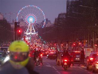 Париж - місто закоханих і музеїв