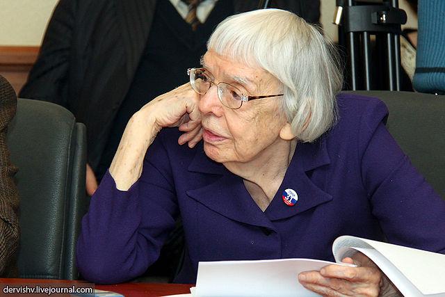 Людміла Алєксєєва