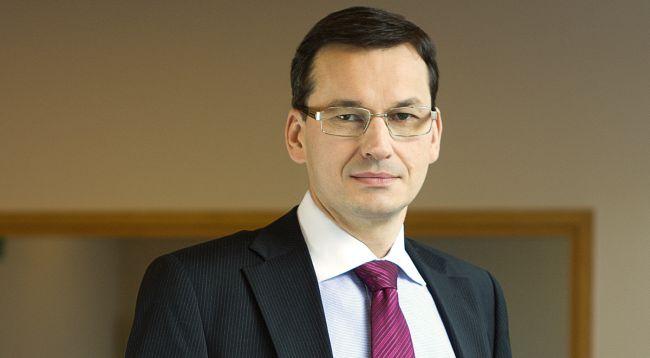 Вице-премьер и министр развития и финансов Польши Матеуш Моравецкий.
