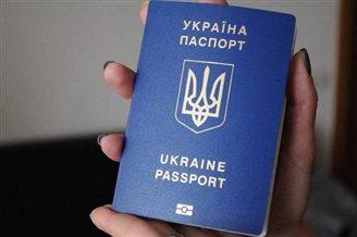 За паўгода бязьвізам скарысталіся 355 тыс. украінцаў