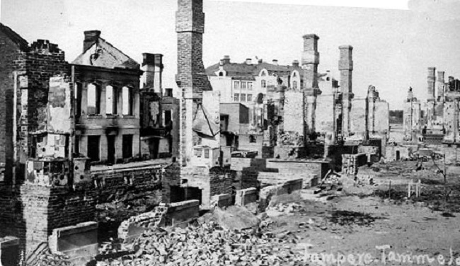 Тэмпэрэ 1918 г