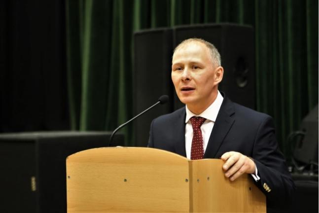 Marek Kubiak, prezes Wileńskiego Oddziału Miejskiego Związku Polaków na Litwie