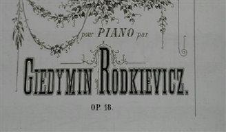 """""""Варшаўскі мост"""". Піяніст Гедымін Праспэр Радкевіч (ФОТА)"""