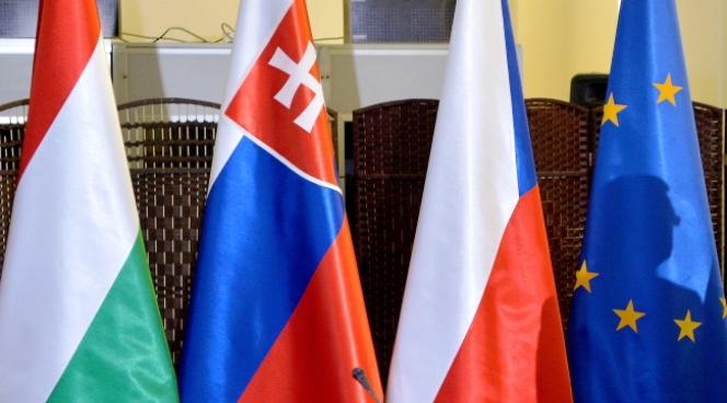 У Ряшеві завершився саміт Вишеградської групи