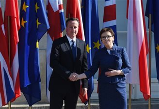 Warsaw will not allow UK to 'discriminate' against Poles
