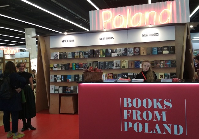 Photo courtesy of the Polish Book Institute