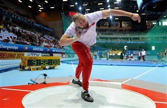 OFFSIDE :: Poland hosts World Indoor Athletics Championships