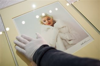 Marilyn pictures to go on display in Wrocław