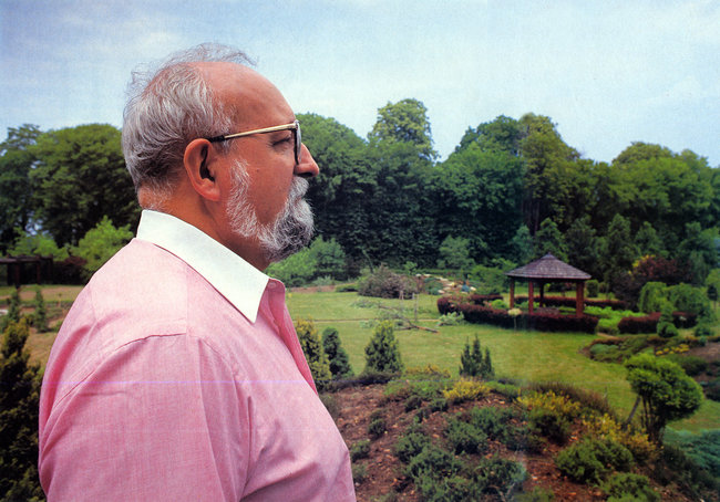 Krzysztof Penderecki. Photo: Wikimedia Commons