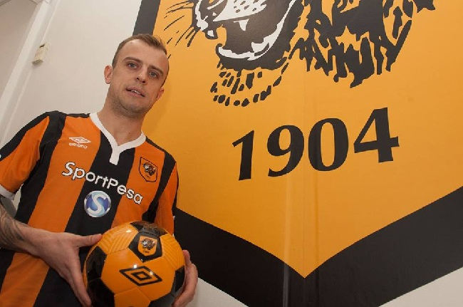 Kamil Grosicki. Photo: Facebook.com/Kamil Grosicki