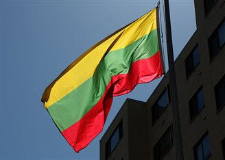 Lithuania gears up for euro entry