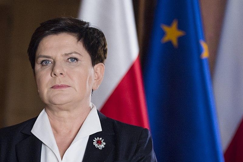 Vizepremier Beata Szydło