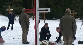 Białoruś: Polacy pamiętają o poległych żołnierzach