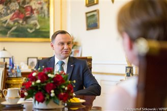 Poland fully committed to EU: President Duda
