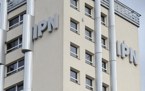 Warschauer IPN-Sitz