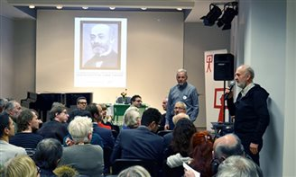 O Ludwiku Zamenhofie w Wiedniu