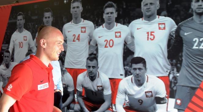 Футболіст Міхал Паздан улюбленець польської публіки
