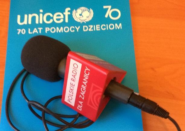 UNICEF kończy obchody 70. rocznicy powstania organizacji
