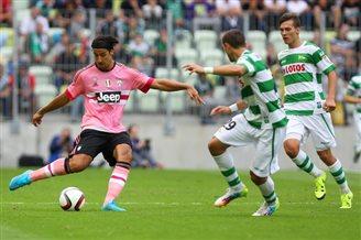 Lechia Gdańsk lose 1:2 to Juventus