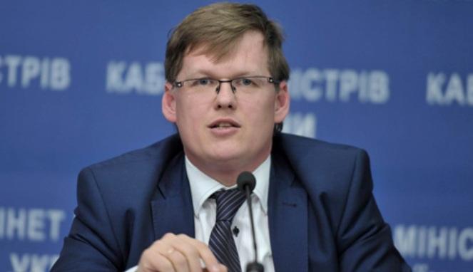 Віце-прем'єр України Павло Розенко