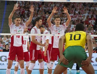 Poland topple Brazil in world volleyball thriller