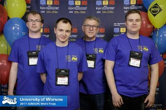 Polish students runners-up in world programming contest