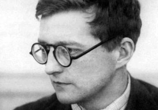 Dmitri Shostakovich - politically suspect under any system. Photo: wikipedia
