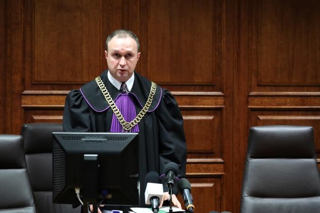 Суддя Окружного суду у Варшаві Міхал Якубовський