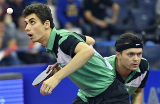 European Table Tennis Championships: Poles win silver
