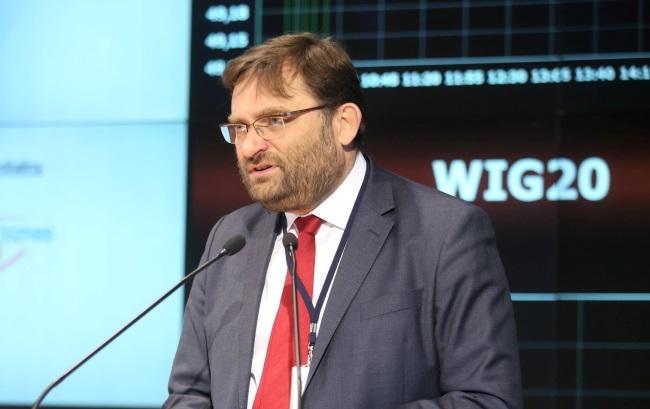 Paweł Tamborski. Photo: PAP/Leszek Szymański