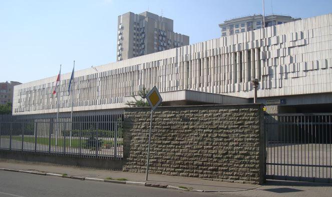 Посольство Республіки Польща у Москві