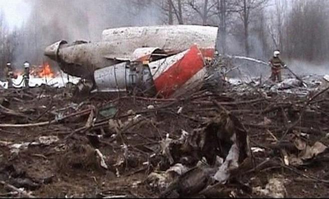 Smolensk wreck
