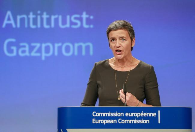 Європейська комісар з питань конкуренції Маргрете Вестагер