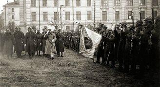 Białoruś: hołd ofiarom wojny polsko-bolszewickiej