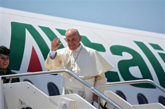 Thousands excited to meet Pope in Poland