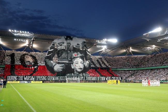 Legia Warsaw denies its fans attacked Israeli football team