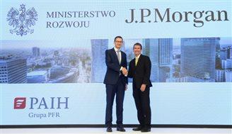 В Польше открывается филиал крупнейшего американского банка J. P. Morgan