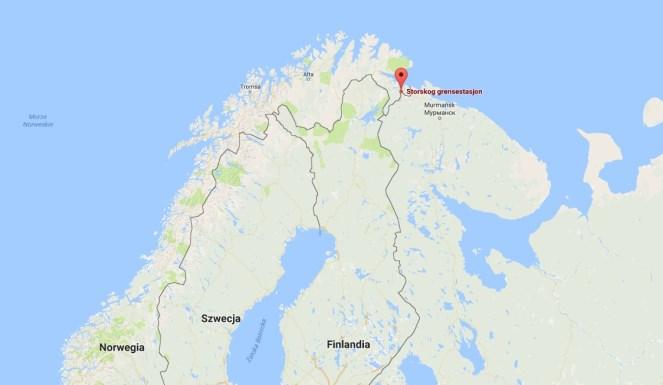 Стурскуґ, Норвегія
