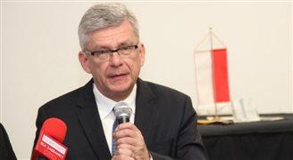 Marszałek Senatu: dialog z Polonią jest coraz głębszy