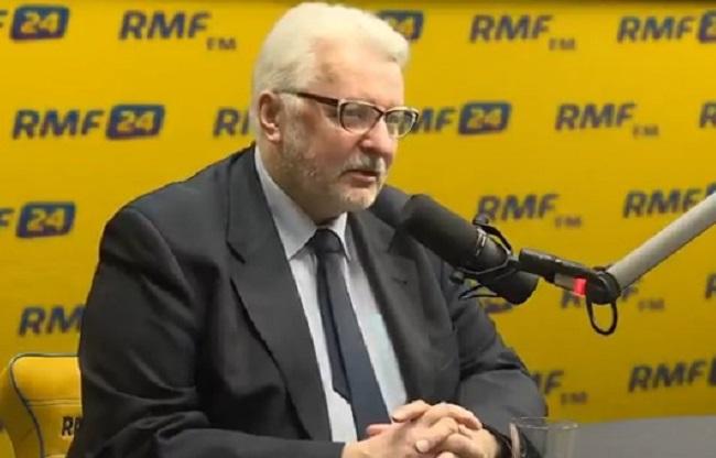 Polish FM Waszczykowski. Photo: MSZ