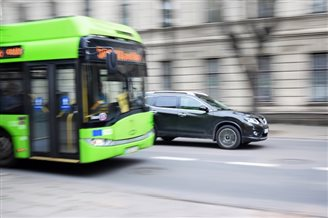 New electric buses for Warsaw, courtesy of EU