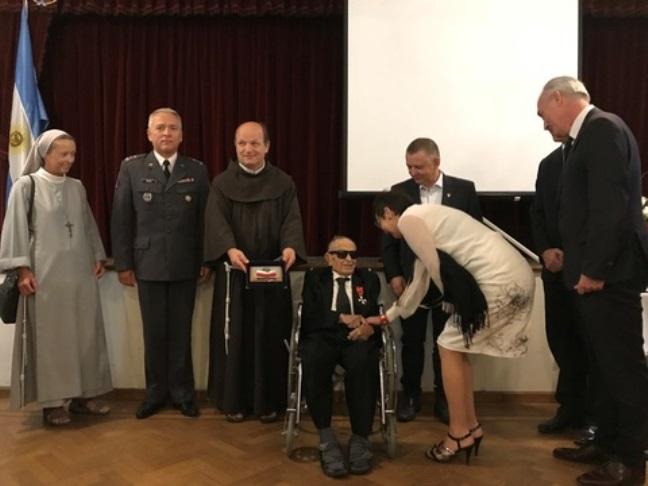 Uroczystości ku czci kpt. Antoniego Żebrowskiego