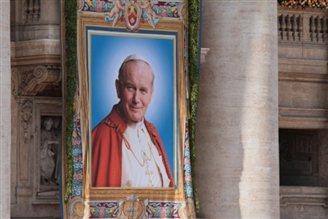 40. rocznica wyboru kardynała Karola Wojtyły na Stolicę Piotrową