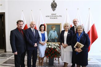 Polish Senate in tribute to Paderewski