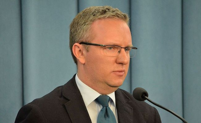 Photo: Krzysztof Szczerski. Wikimedia Commons/Adrian Grycuk