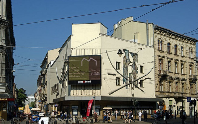 The Bagatela Theatre in Kraków. Photo: Wikimedia Commons