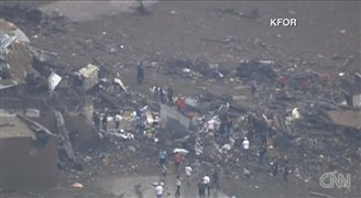 Poland sends condolences after Oklahoma tornado kills 91