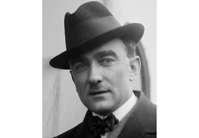 Polish composer Karol Szymanowski (1882-1937). Image: George Grantham Bain Collection (Library of Congress) [Public domain], via Wikimedia Commons